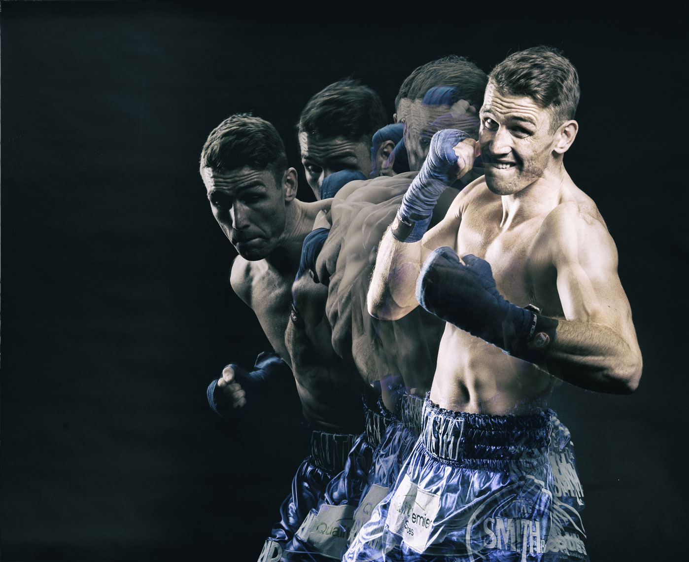 Callum Smith Boxer Mark Robinson Photography