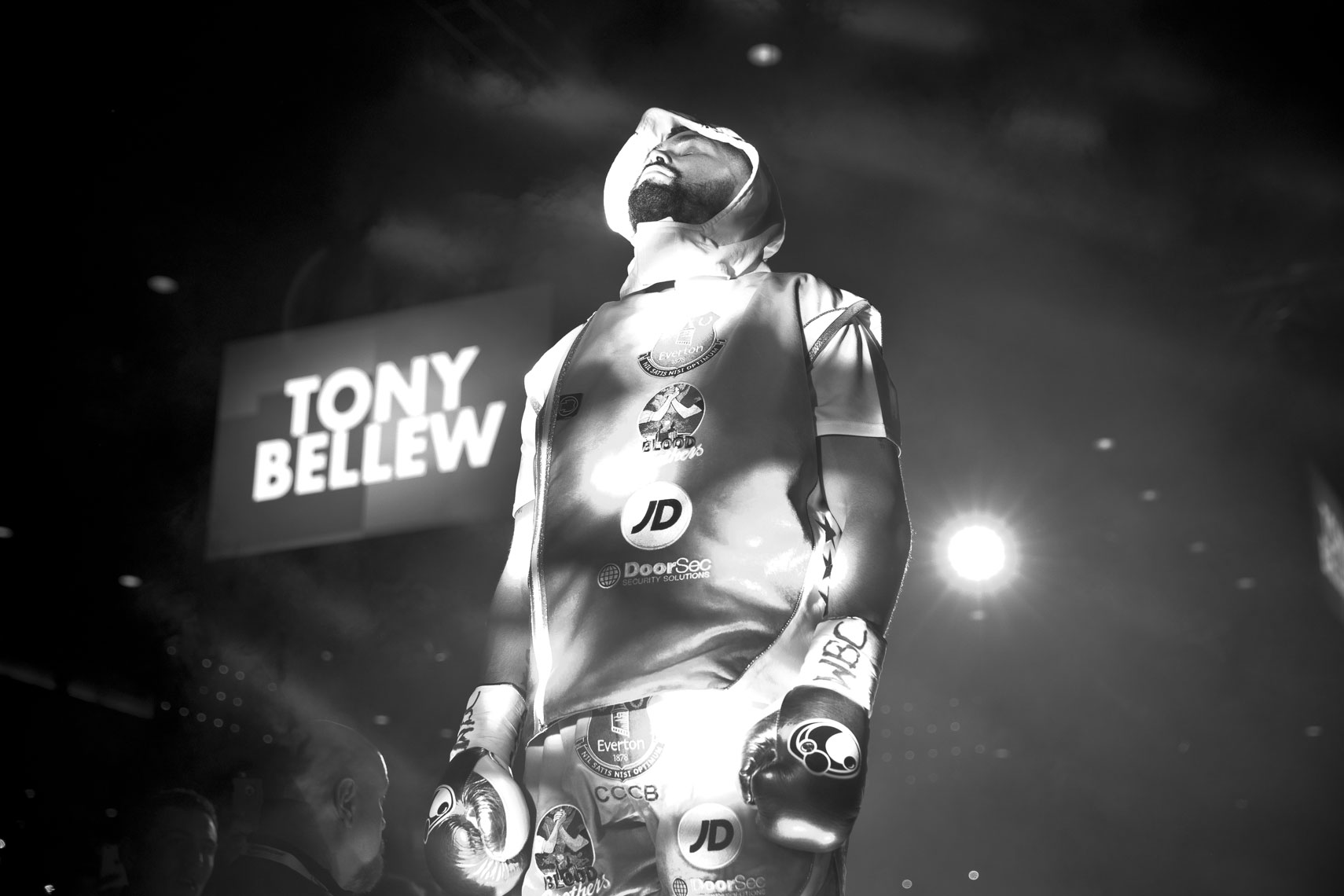 Tony Bellew Matchroom Mark Robinson Photography