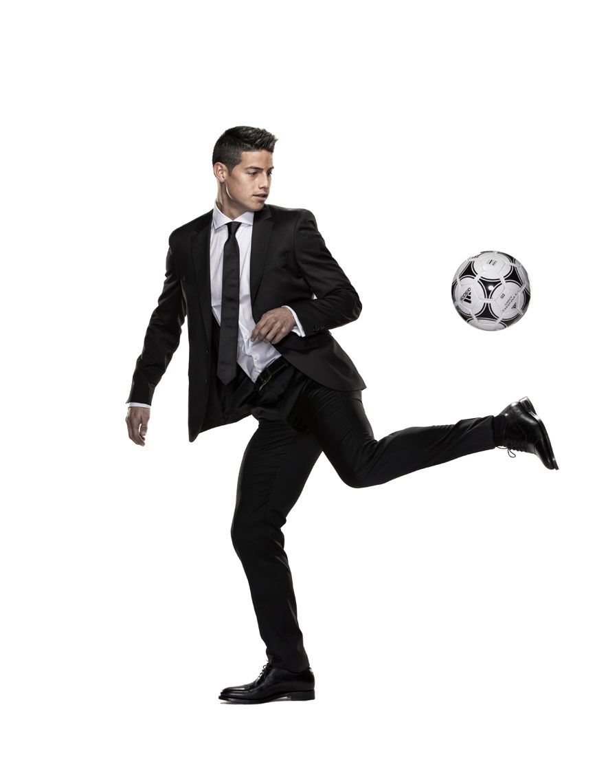 Commercial James Rodriguez Mark Robinson