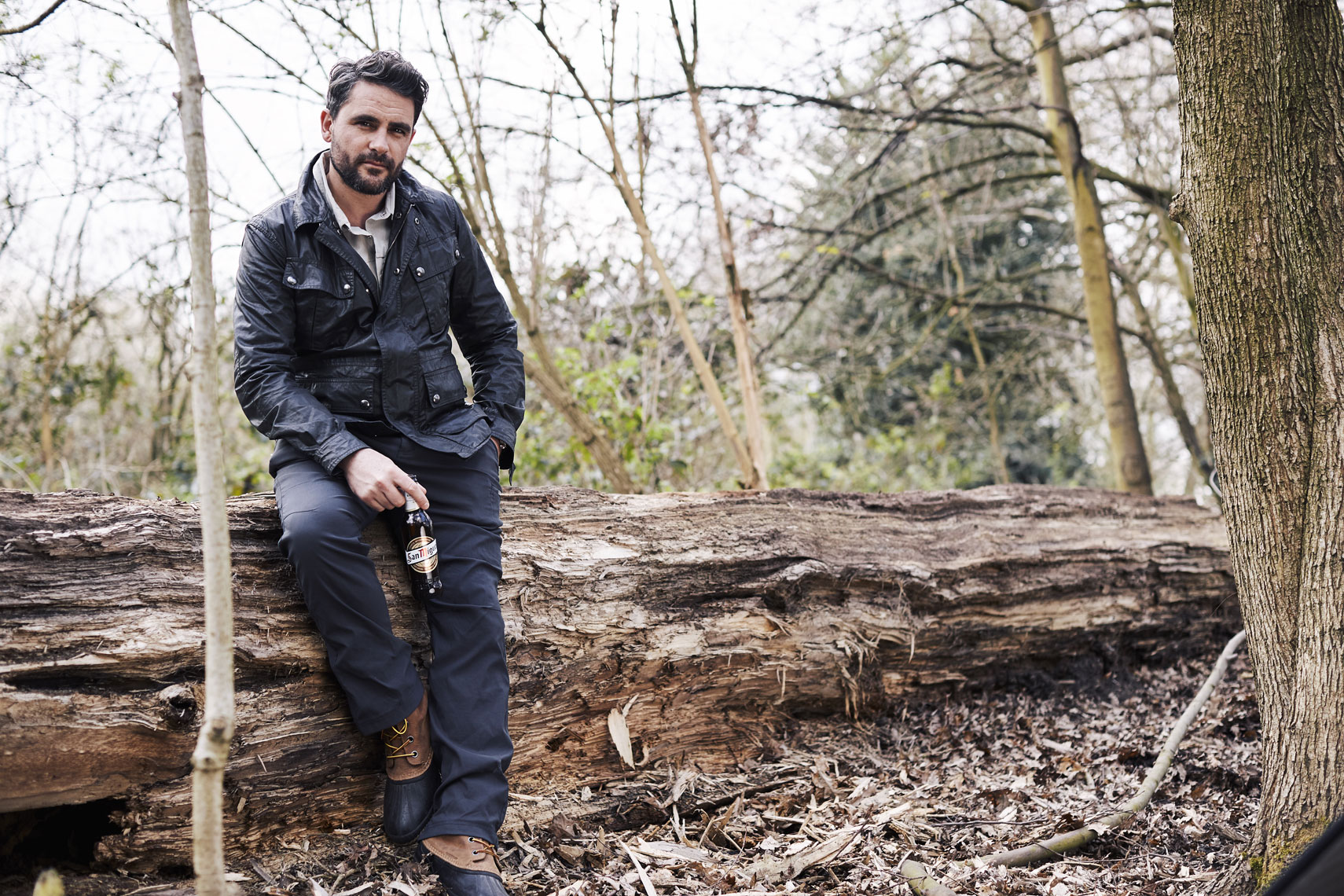 Levison Wood San Miguel © Mark Robinson Photography