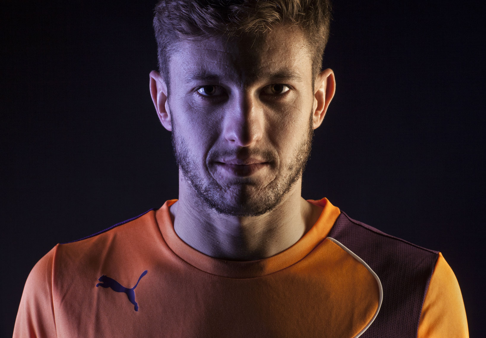 Adam Lallana Puma © Mark Robinson Photography