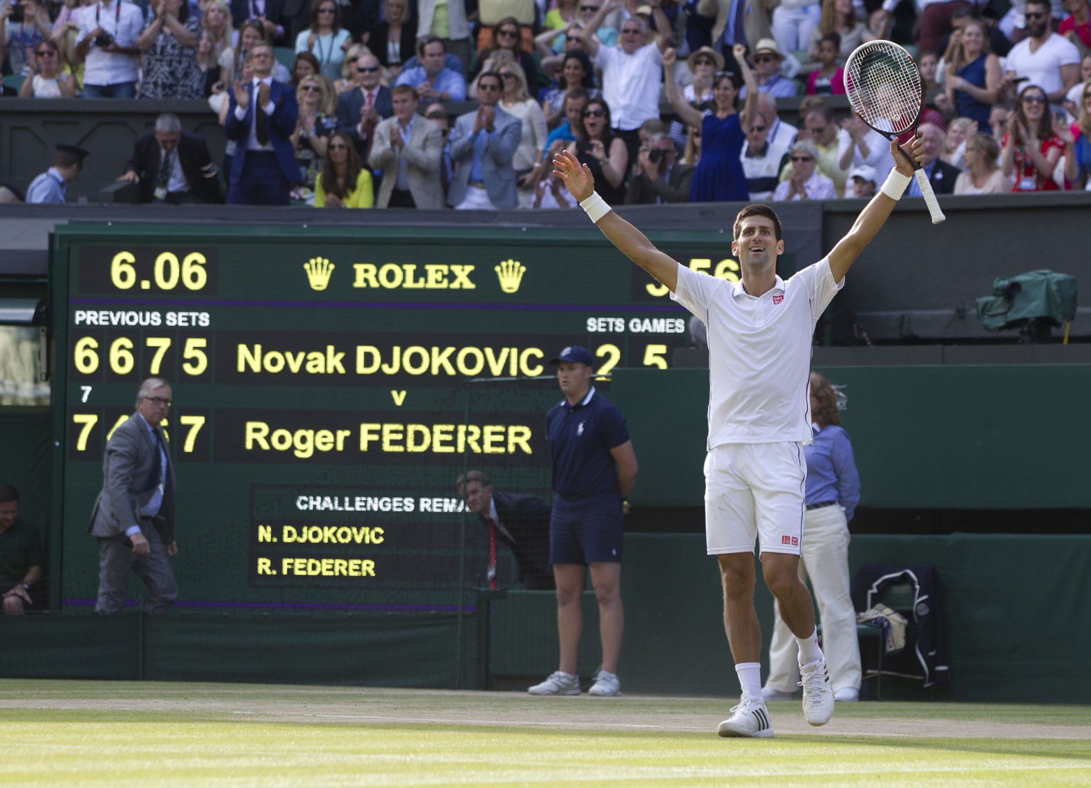The Championships Wimbledon 2014