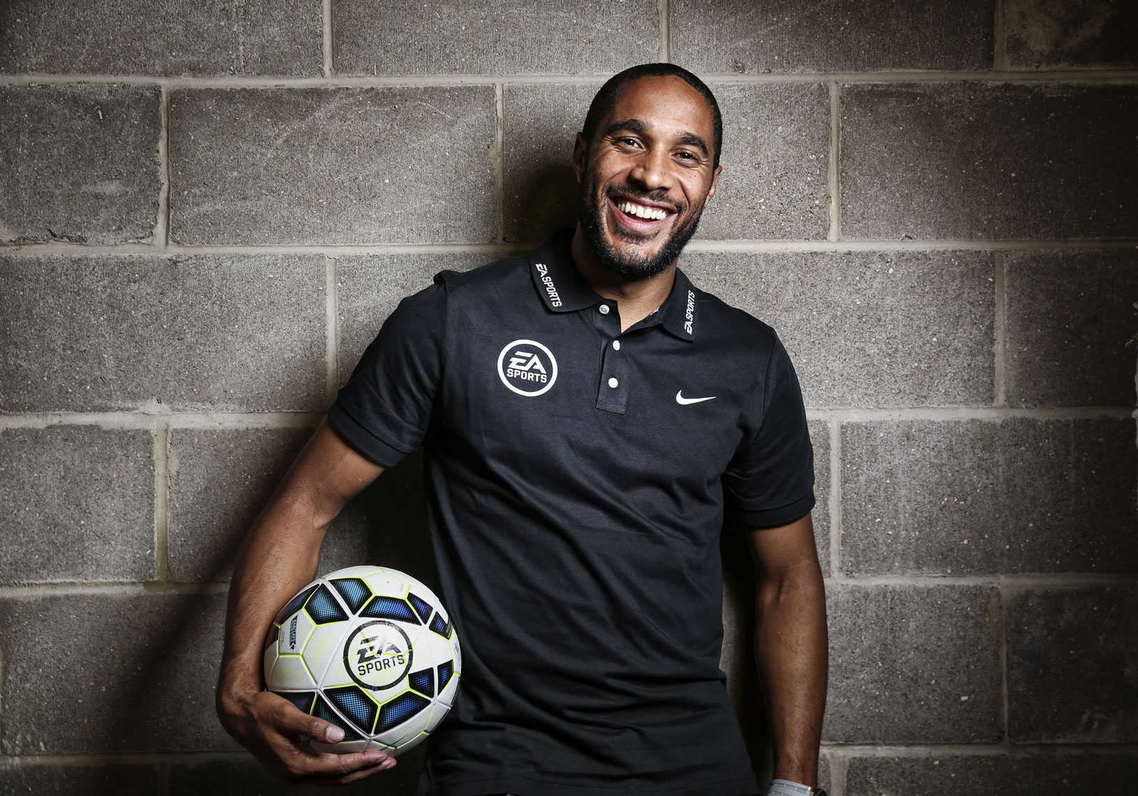 Ashley Williams EA Sports FIFA © Mark Robinson Photography